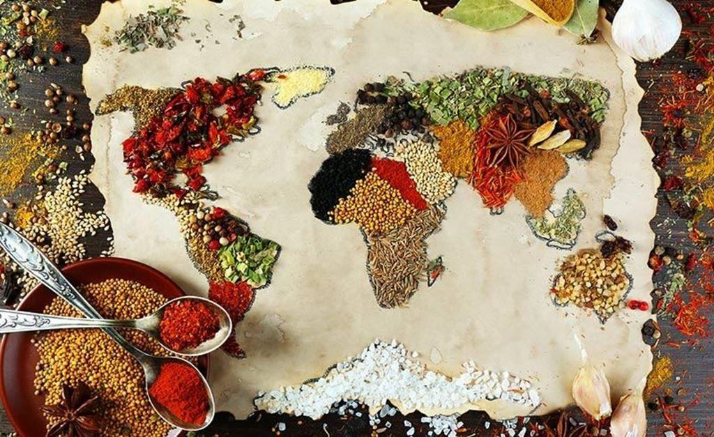Alla scoperta delle cucine del mondo